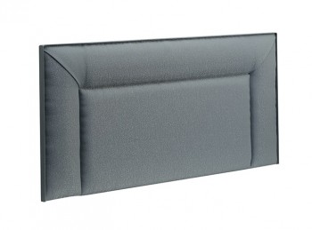 New Design Jodie 4ft6 Double Upholstered Headboard (Choice Of Colours)