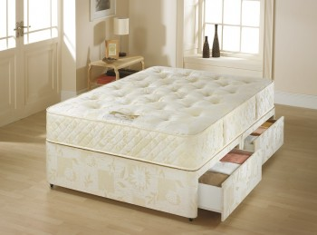 Airsprung Caithness 4ft Small Double Divan Bed