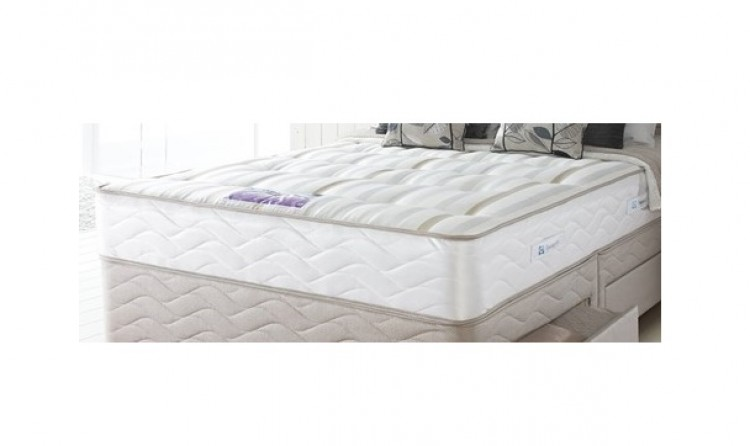 e02f9be1c40 Sealy Pearl Firm 4ft6 Double Mattress by Sealy