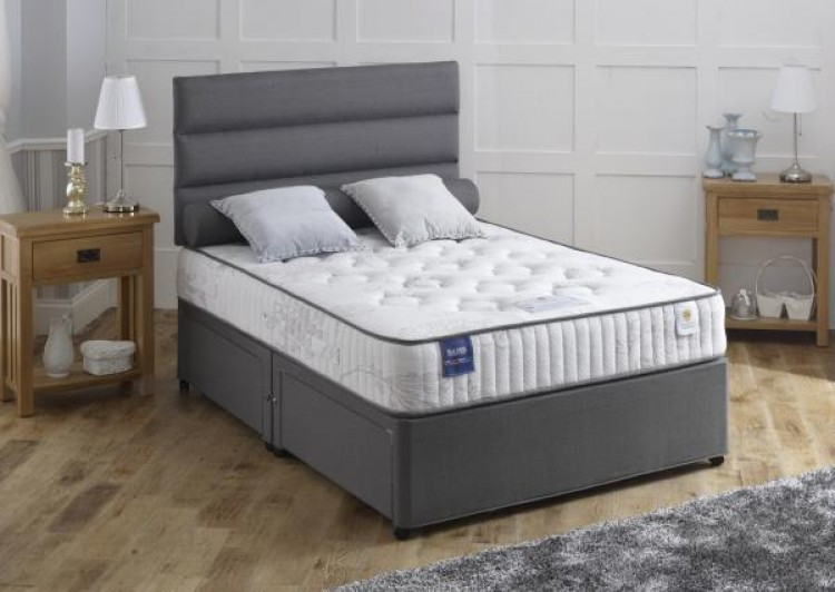 Vogue Memorypaedic Spring And Memory 2ft6 Small Single Bed By Vogue Beds
