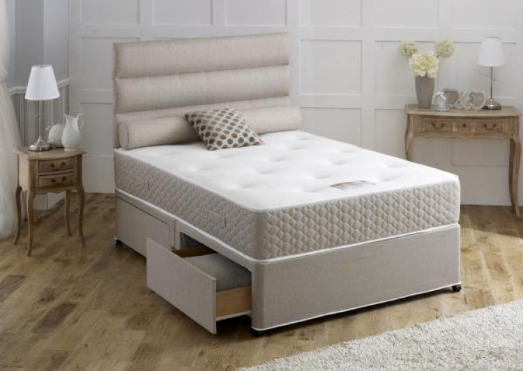 Vogue Ortho Caress 1500 Pocket 4ft Small Double Mattress by
