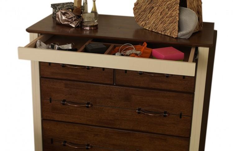 sweet dreams kestrel 4ft 6 double oak wooden bed frame. Black Bedroom Furniture Sets. Home Design Ideas