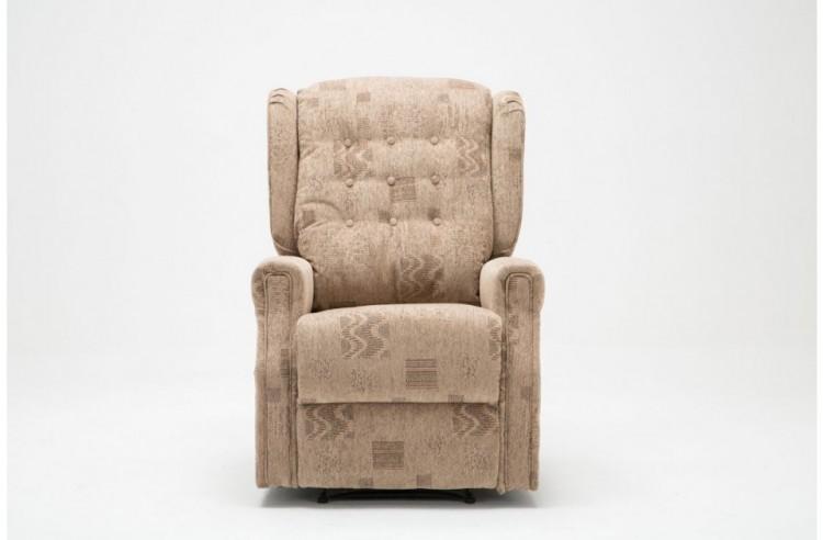 Birlea Ashworth Fabric Recliner Chair By Birlea