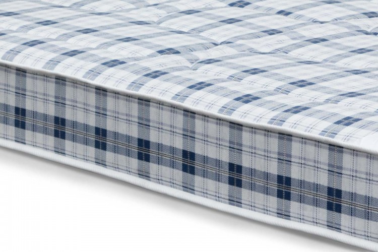 Sleep Design Budget 3ft Single 15cm Coil Spring Mattress