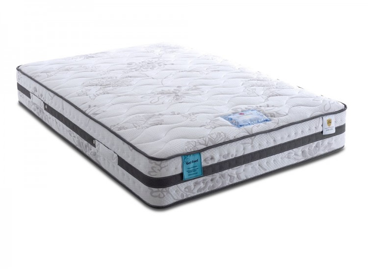 Vogue Cloud Gel 1500 Pocket Feel 4ft Small Double Mattress By Beds