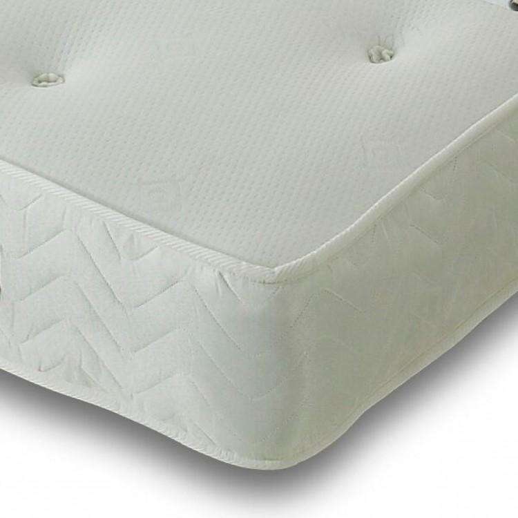 Repose splendour 1000 pocket 3ft single divan bed by repose for Single divan bed with pocket sprung mattress