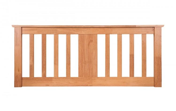 Sweet dreams kestrel 3ft single oak wooden bed frame for Dreams headboards