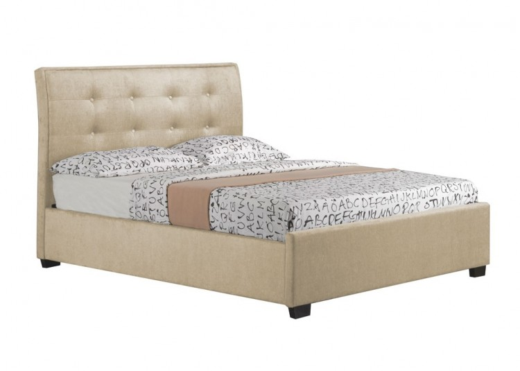 Strange Sweet Dreams Cher Tern Black 3Ft Single Ottoman Bed Frame Creativecarmelina Interior Chair Design Creativecarmelinacom