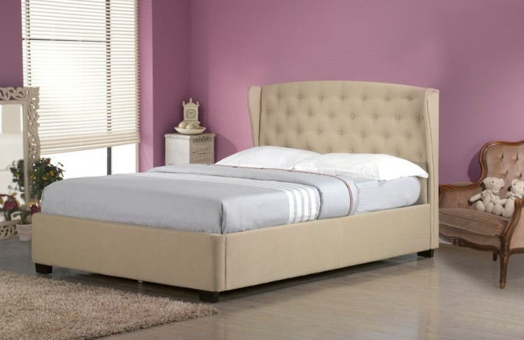 Pleasant Sweet Dreams Cher Tern Black 3Ft Single Ottoman Bed Frame Creativecarmelina Interior Chair Design Creativecarmelinacom
