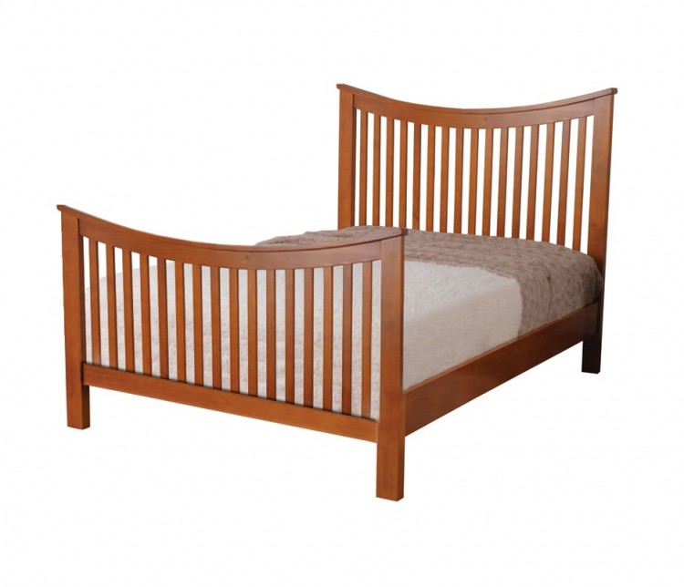 Sweet Dreams Vaughan 4ft6 Double Wooden Bed Frame In Wild