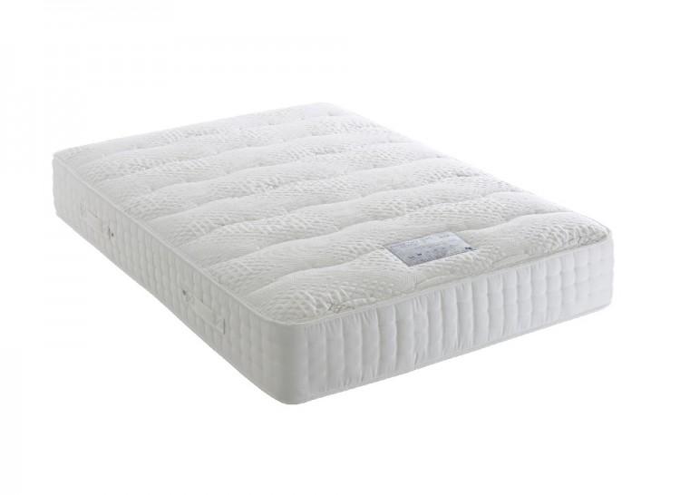 dura bed thermacool tencel 2000 5ft kingsize pocket sprung. Black Bedroom Furniture Sets. Home Design Ideas