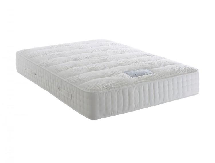 dura bed thermacool tencel 2000 6ft super kingsize pocket. Black Bedroom Furniture Sets. Home Design Ideas