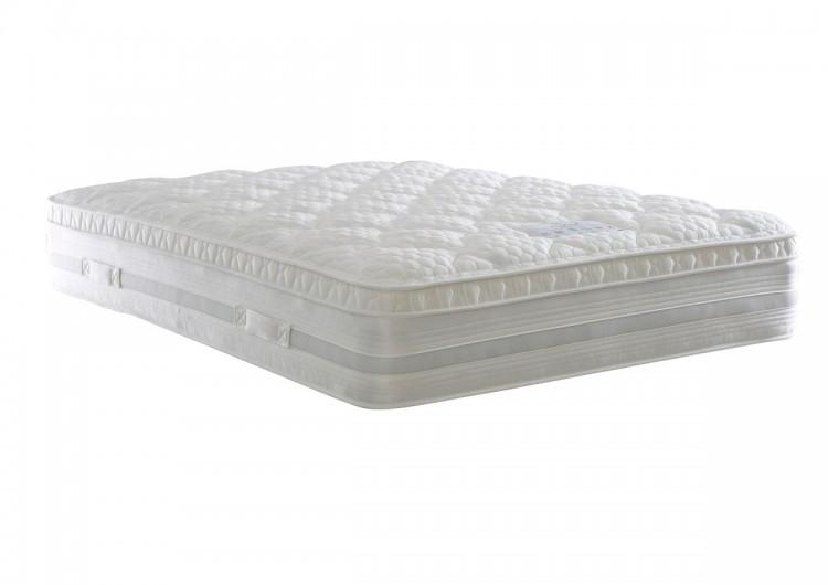 dura bed oxford 1000 pocket sprung 3ft single mattress. Black Bedroom Furniture Sets. Home Design Ideas
