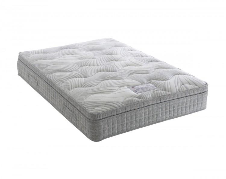 dura bed savoy 3ft single mattress 1000 pocket spring by. Black Bedroom Furniture Sets. Home Design Ideas