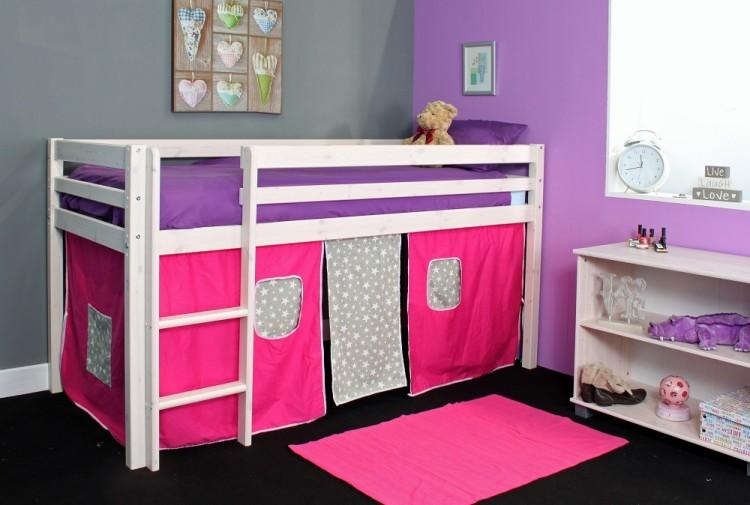 Thuka Hit 1 Childrens Mid Sleeper Bed By Thuka