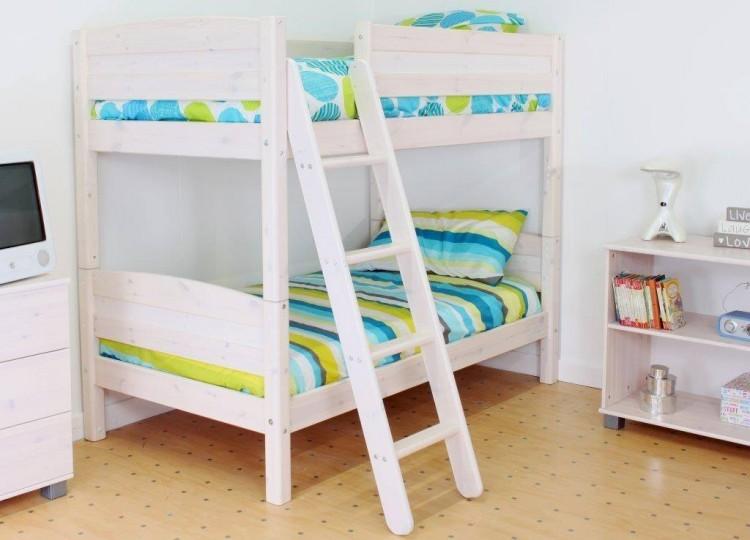 Thuka Trendy Shorty E Bunk Bed With Slanting Ladder By Thuka