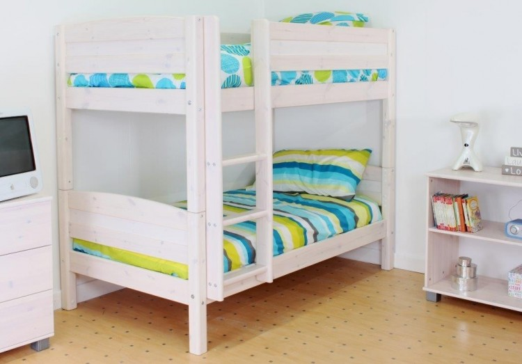 Thuka Trendy Shorty E Bunk Bed With Straight Ladder by Thuka