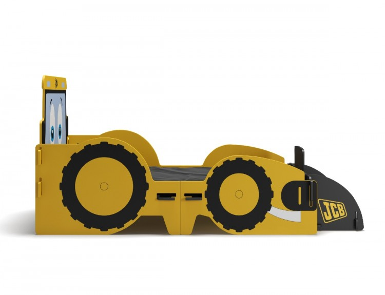 Kidsaw JCB Digger Junior Bed Frame Show More Information