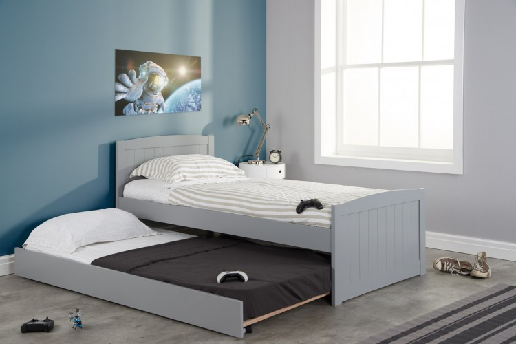 White Birlea Verona Kids Cabin Bed