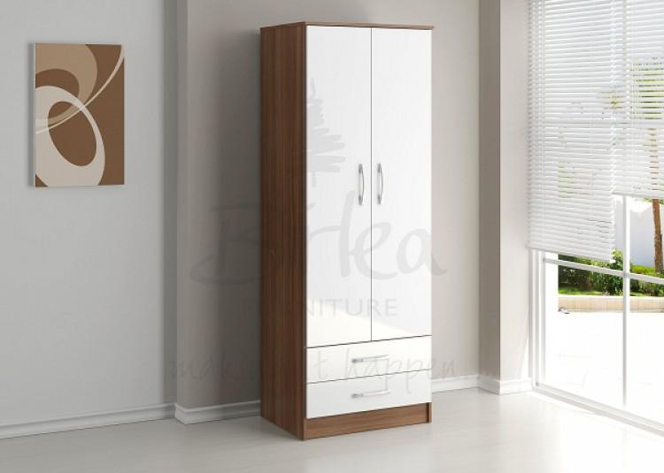 Black High Gloss Bedroom Furniture, White High Gloss Bedroom Furniture The Range