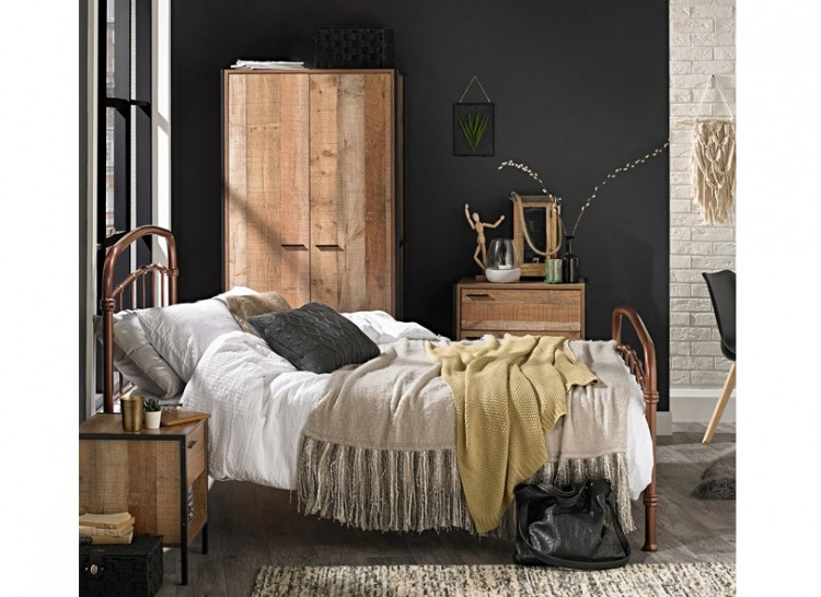 Lpd Hoxton 3 Piece Bedroom Furniture Set By Lpd Furniture
