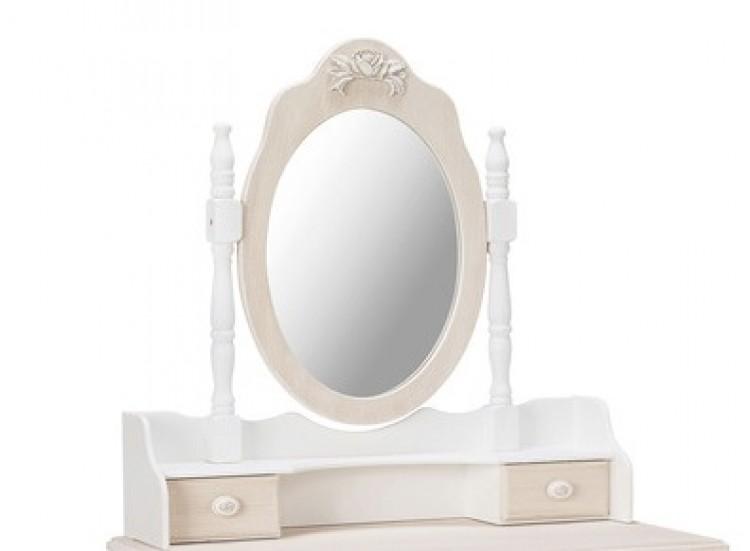 Lpd Juliette Vintage Style Dressing, Vintage Style Vanity Table With Mirror