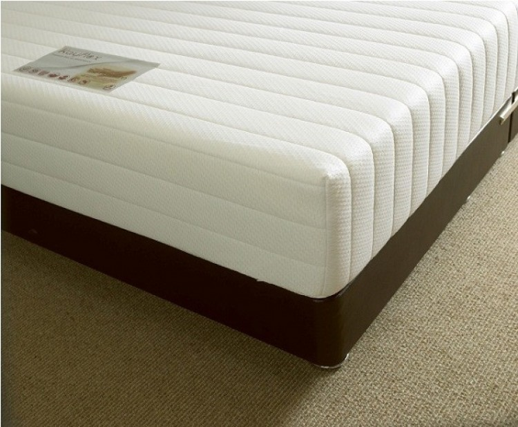 Kayflex Platinum 4ft6 Double Memory Foam Mattress By Kayflex
