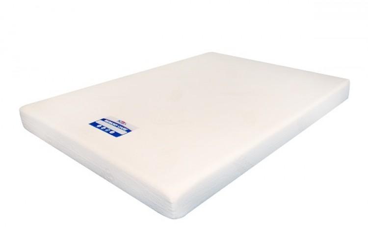 how to clean a soiled foam mattress