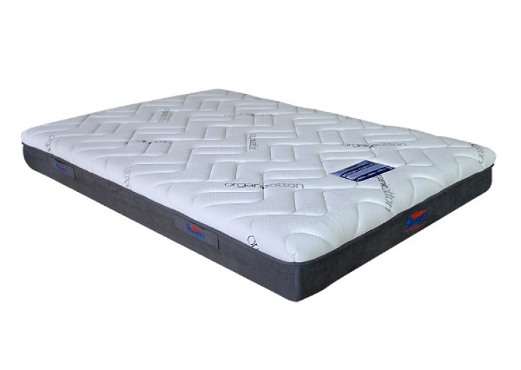 Birlea Sleepy s Contessa 4ft6 Double Memory Foam Mattress