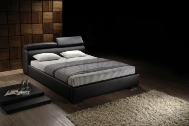 super king size leather bed ebay leather bed frames