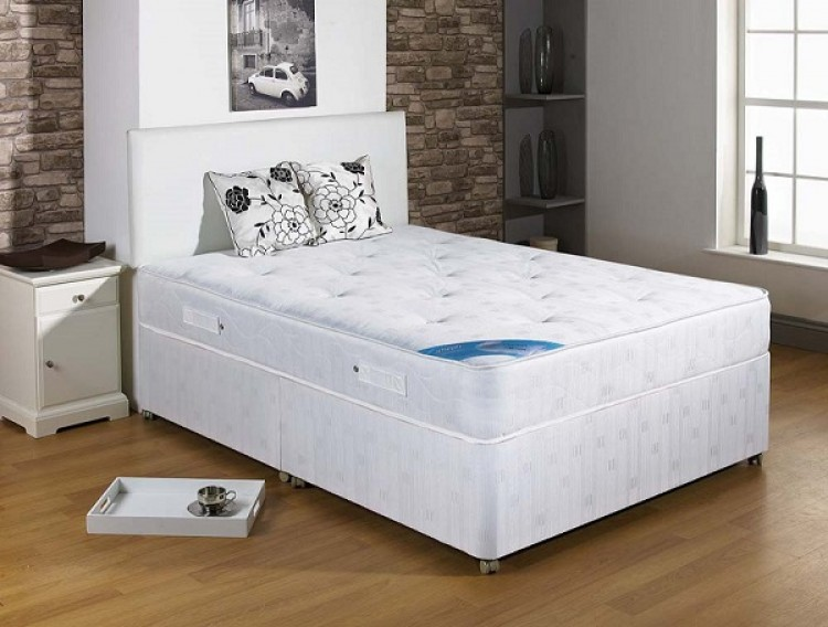 Joseph Dream Pocket 800 Pocket Sprung 2ft 6 Small Single Divan Bed By Uk Bed Store