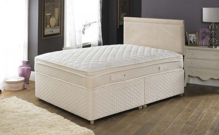 Joseph pillowtalk memory 1500 pocket sprung with memory for King size divan bed memory foam