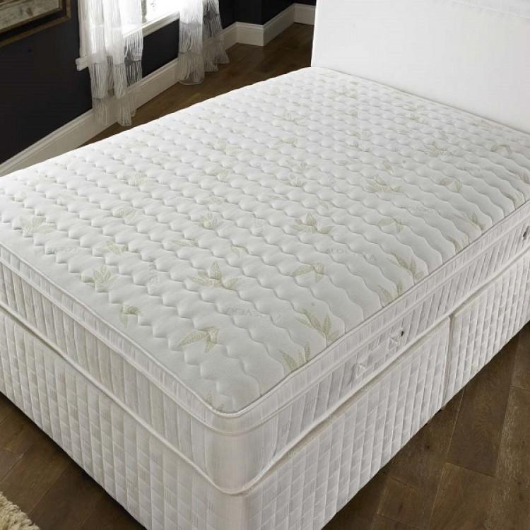 Joseph pillowtalk latex 1500 pocket sprung with latex 3ft for Pocket sprung single divan beds