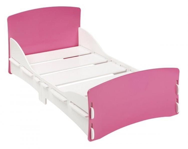 Kidsaw Blush Fun Junior Size Bed Frame