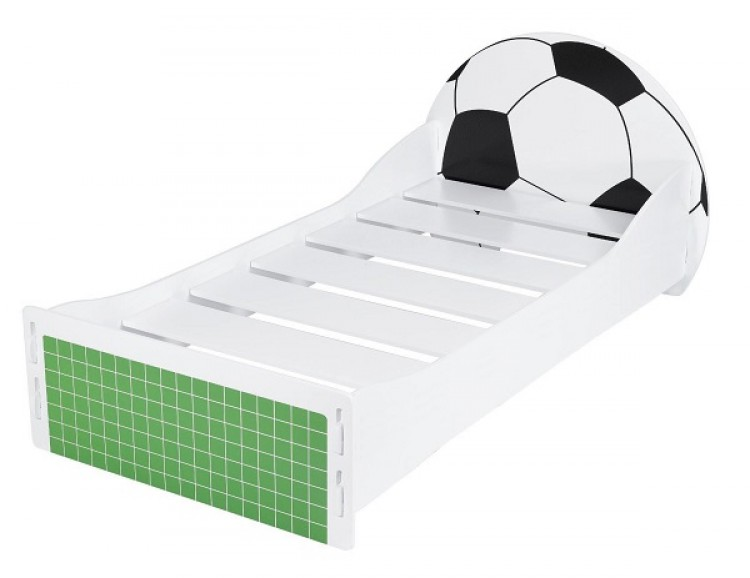 Kidsaw Football 3ft Single Fun Bed Frame