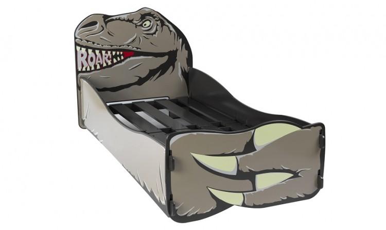 Kidsaw Dinosaur 3ft Single Fun Bed Frame