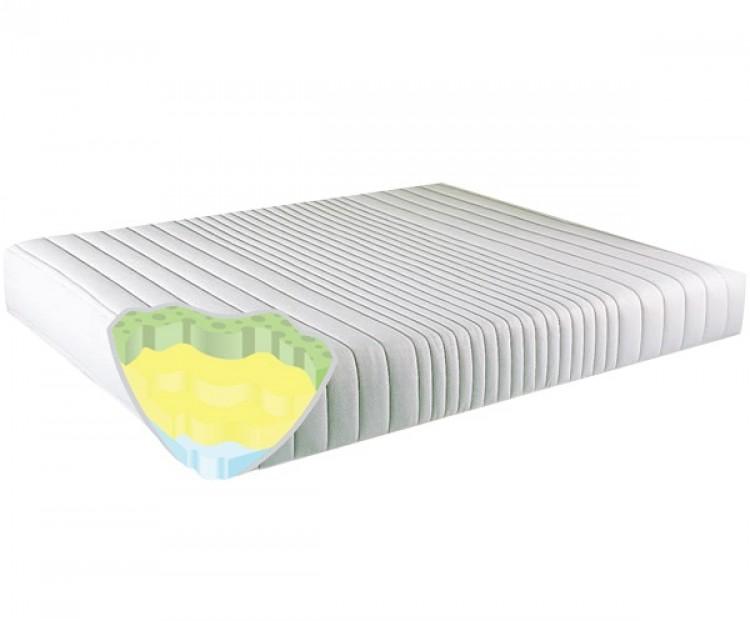Joseph Wave Latex Comfort Latex Foam 4ft Small Double Mattress