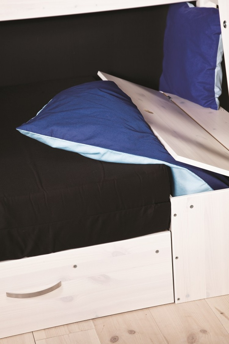 Thuka trendy 28 high sleeper bed choice of colours by thuka for High sleeper bed
