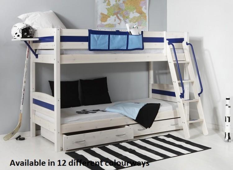 Thuka Trendy 24 Bunk Bed Choice Of Colours By Thuka
