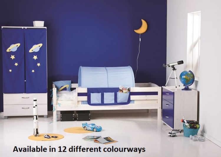 Thuka Trendy 10 Wooden Bed Frame Choice Of Colours By Thuka