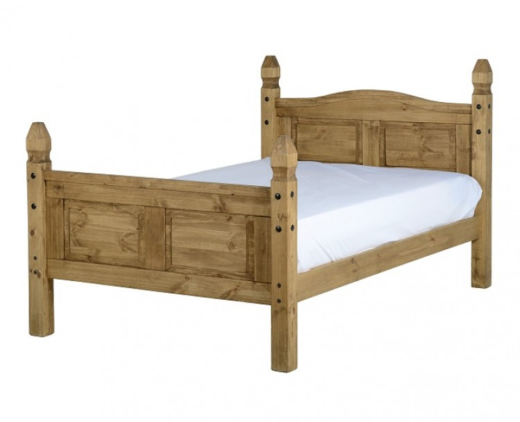 Corona Mexican Bed Frame King Size