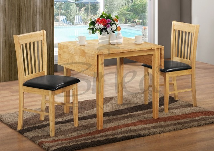 Dining Table And Two Chairs 2017 Dining Table and Chairs – Small Two Chair Dining Set