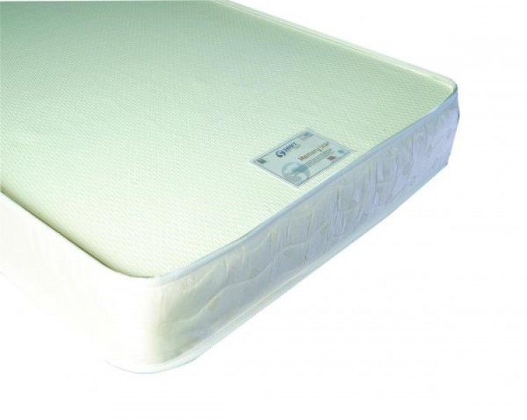 Swift Memory 100 5ft Kingsize High Density Foam Mattress By Swift Mattresses