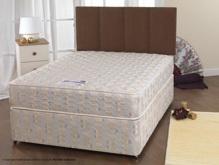 sweet dreams sonata pocket ortho 5ft kingsize mattress. Black Bedroom Furniture Sets. Home Design Ideas