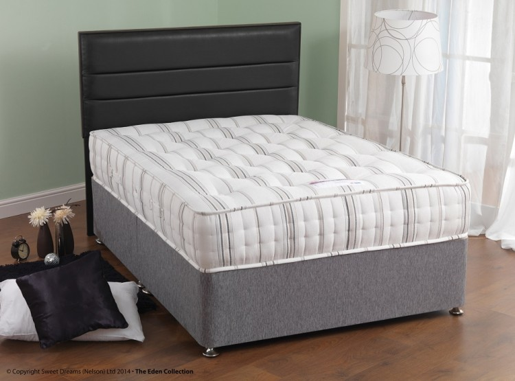 Sweet Dreams Overture 4ft6 Double 1000 Pocket Sprung Mattress By
