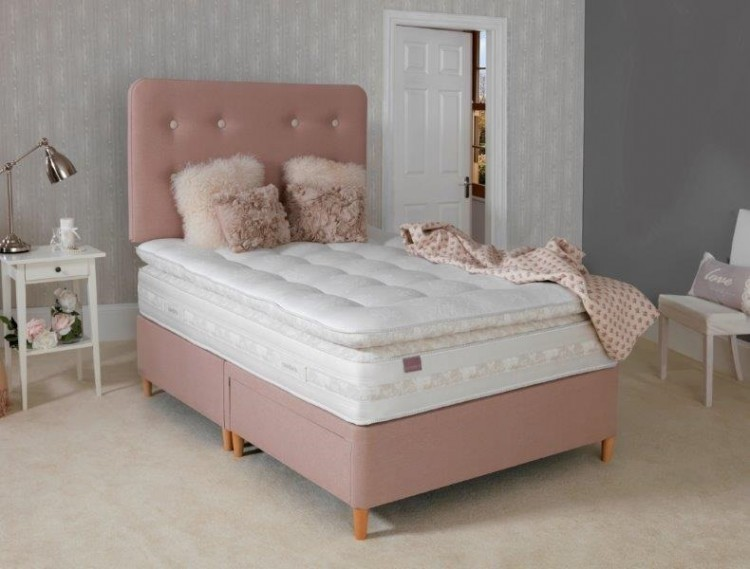 naked beds liberty 4ft small double headboard by naked beds. Black Bedroom Furniture Sets. Home Design Ideas