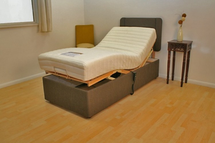 Double Adjustable Beds Electric : Furmanac mibed grace ft double electric adjustable bed