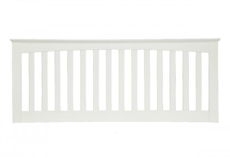 serene amelia ft small double white wooden headboard by serene, Headboard designs