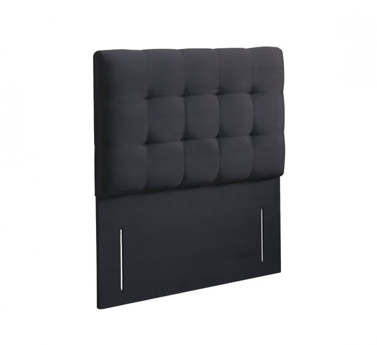New Design Catalina 2ft6 Small Single Upholstered Headboard Choice Of Colours By