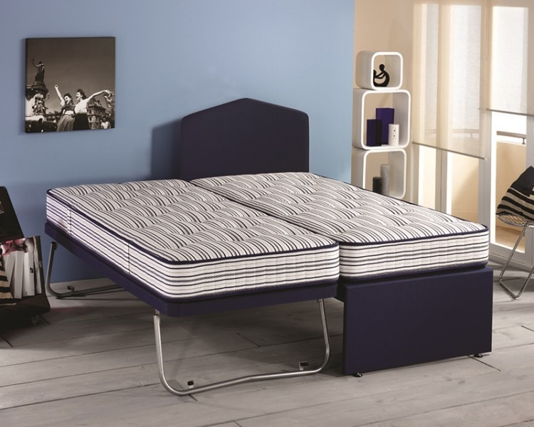 Airsprung Ortho Sleep 2ft6 Small Single Guest Bed By Airsprung Beds